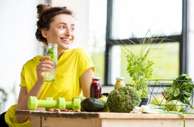 Les apports nutritionnels que l'on doit avoir chaque jour - Photo par 750g