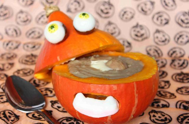 Soupe d'enfer aux châtaignes - Photo par jeanmaWY