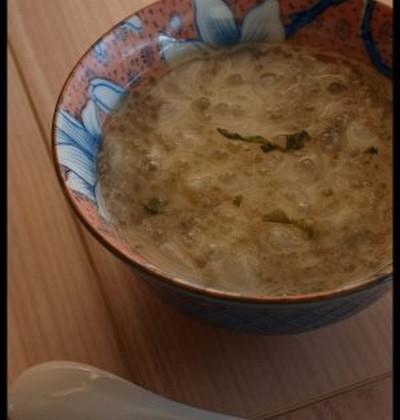 Bouillon japonisant - Photo par mimilafee