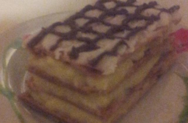 Mille feuille sans gluten - Photo par elkfat