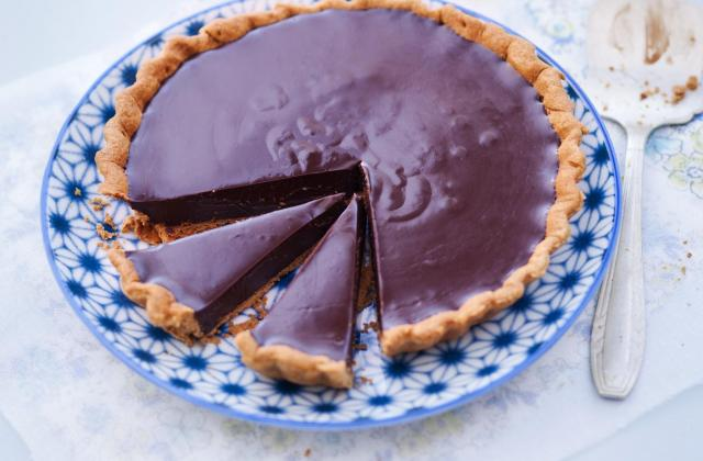 Tartelette au chocolat rapide - Photo par Pure Via