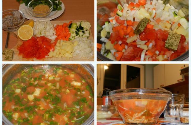 Soupe harira - Photo par mamzelle papote