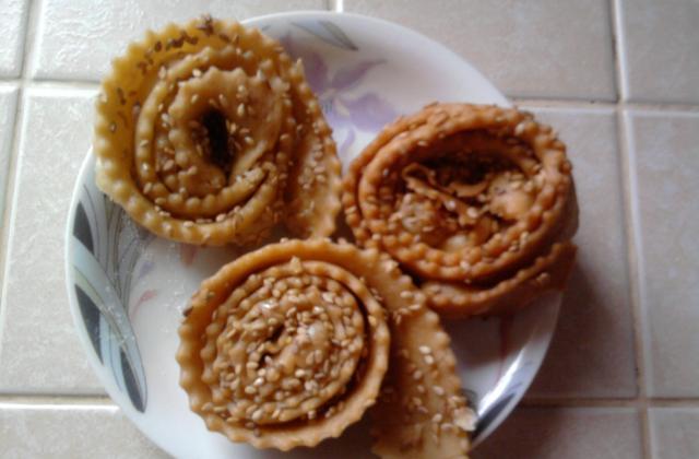 Griwech (gâteaux orientaux) - Photo par Falbala