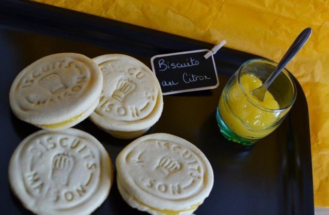 Biscuits au citron - Photo par Membre_244888