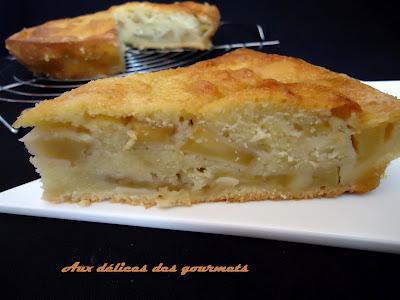 Gâteau gourmand aux poires - Photo par fimere2