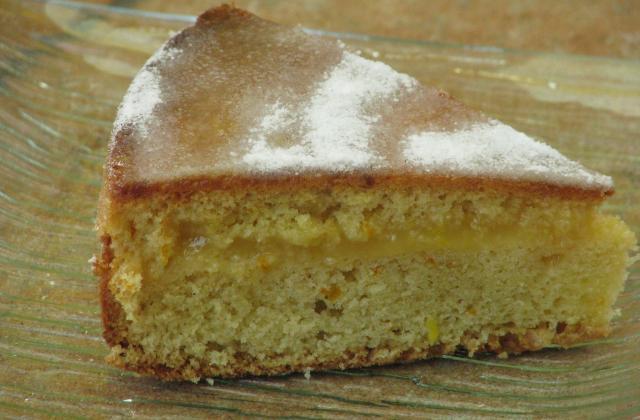 Gâteau moelleux à l'orange - Photo par Membre_246200