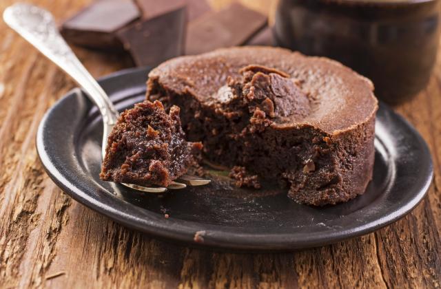 Brownie cheesecake - Photo par Fourchette et Mascara