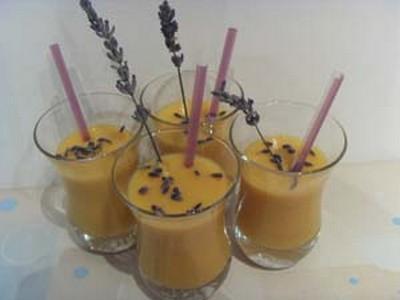 Smoothie abricot lavande - Photo par marian7a