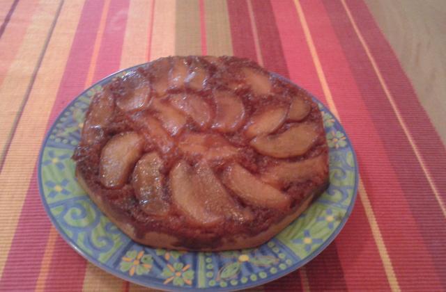 Gateau aux pommes caramélisé - Photo par Communauté 750g