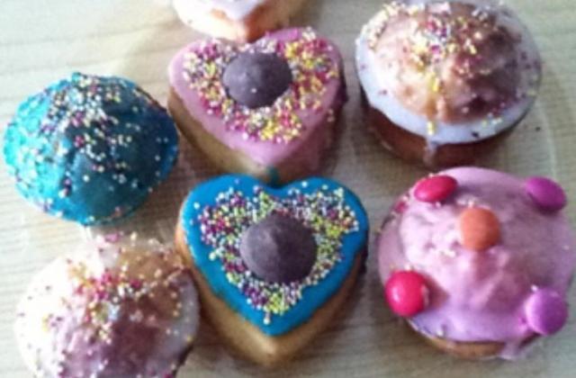 Cup cakes - Photo par laféecuisinette