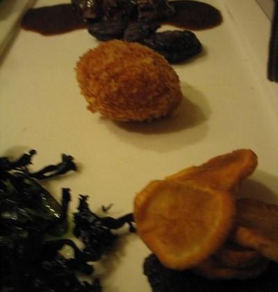 Beignets de pomme de terre à la Mimolette vieille et Panko - Photo par markvanvre