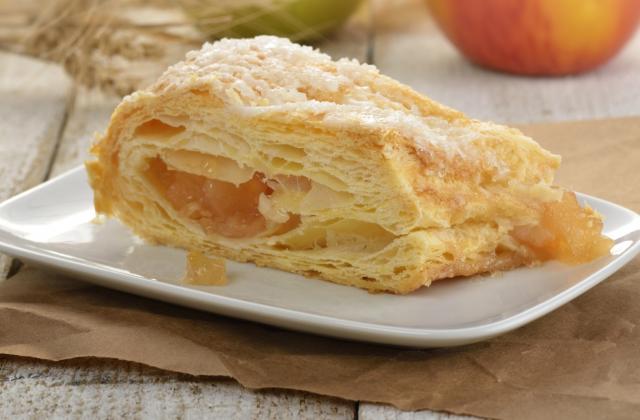 Chausson aux pommes économique - Photo par ptit cuisiniere