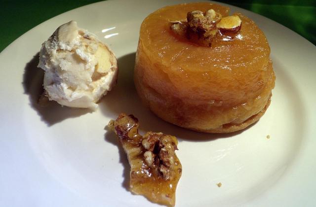 Terrine pomme et poire au caramel - Photo par DeyCuisine