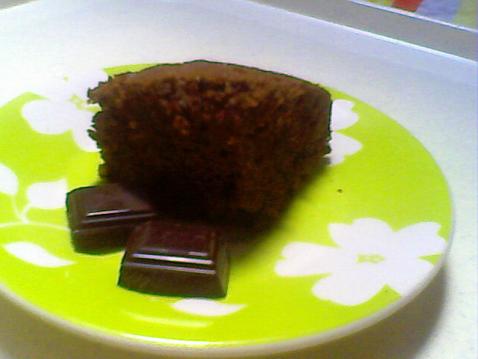 Gâteau au yaourt praliné - Photo par sarahi