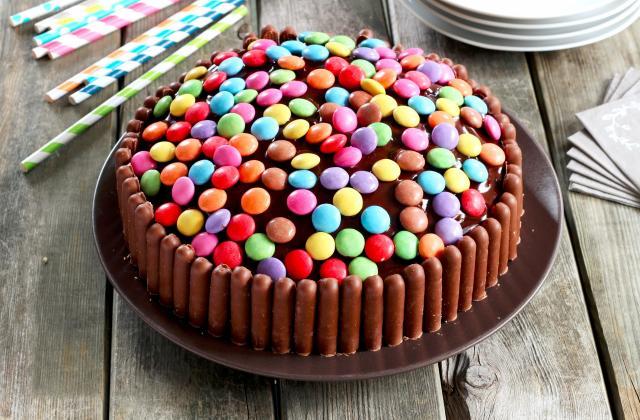 Gâteau d'anniversaire - Photo par Silvia Santucci