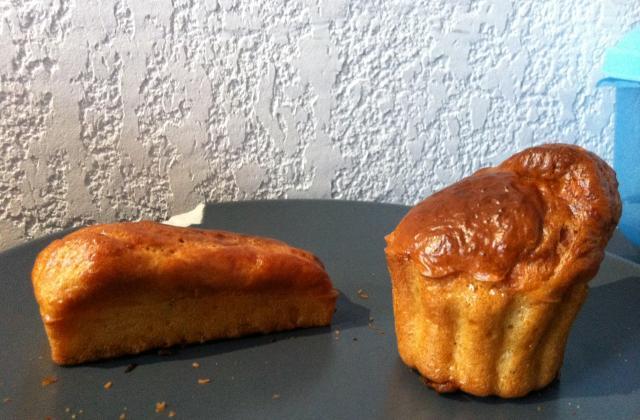 Mini-cakes à la carotte - Photo par chocolF