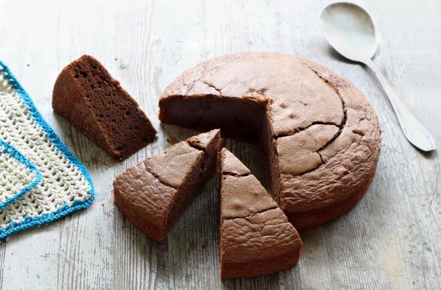 Moelleux chocolat et crème de marrons - Photo par Silvia Santucci