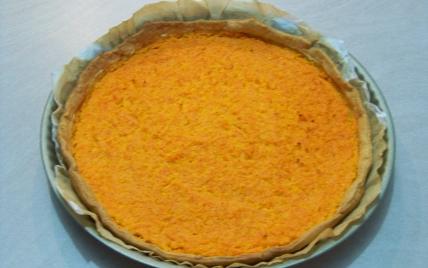 Tarte simple à la carotte - Photo par wilcom