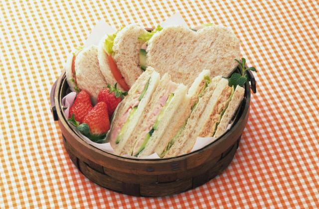 10 lunchbox rapides que vous serez fiers d'apporter au boulot - Photo par Marie-Rose Dominguès