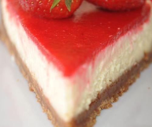Cheesecake New-Yorkais - Photo par recettyw
