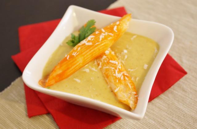 Coraya Suprêmes langouste, crème de lentilles corail au lait de coco - Photo par Coraya