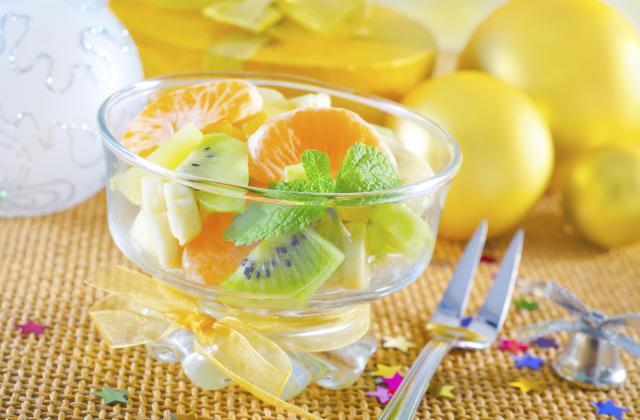 Salade vitaminée légère - Photo par le book gourmand