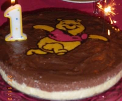 Gâteau aux 3 chocolats facile - Photo par charlyS1
