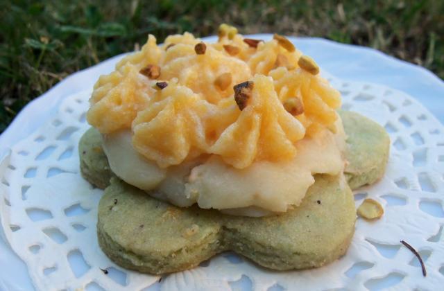Ma tarte aux abricots revisitée - Photo par verob