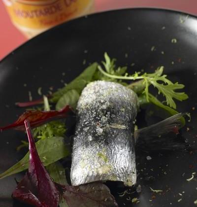 Filets de sardines farcis à la semoule - Photo par Amora