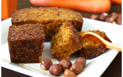 Carrot cake aux noisettes, ou pas ! - Photo par ouahna