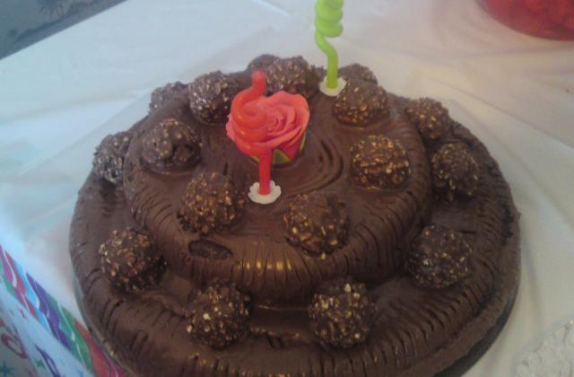 Fairy nutella cake - Photo par fairyc