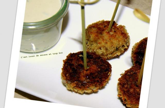 Falafels au thon et lentilles - Photo par izabele