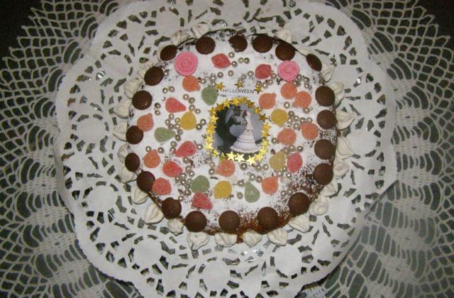 Gâteau basque au rhum - Photo par findv