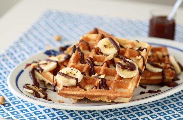 Gaufres rhum-chocolat - Photo par Negrita
