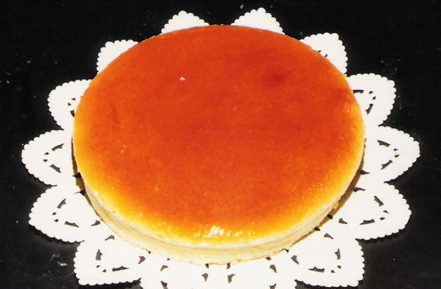 Soufflé à la crème et au fromage - Photo par Maurice.B