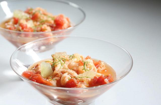 Daube de poissons - Photo par Cooking Chef
