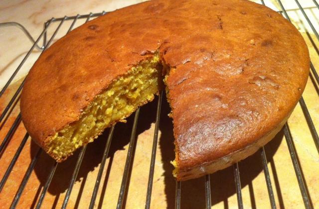 Gâteau de giraumon - Photo par Invité