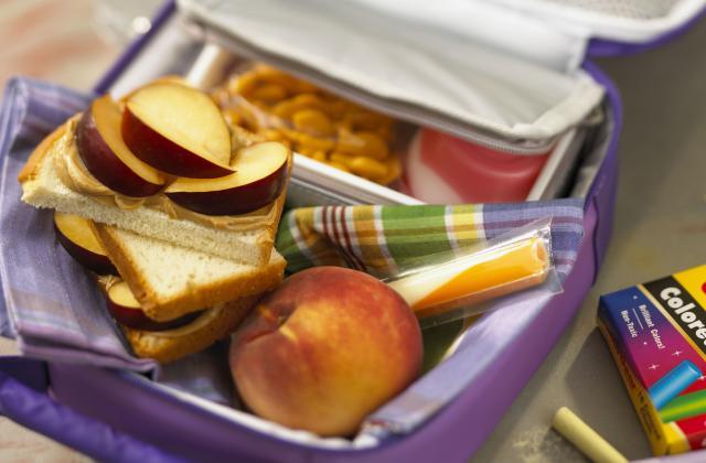 Rentrée : 10 astuces pour se simplifier la lunchbox - Photo par Bérengère