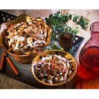 Salade tiède de gros haricots blancs au thon et à l'estragon - Photo par 750g