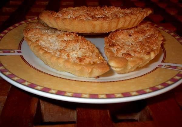 Barquettes a la noix de coco - Photo par jasminQR