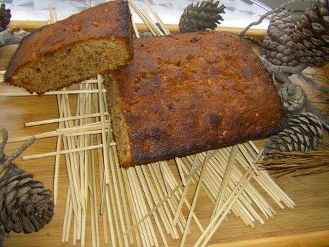 Gâteau aux épices - Photo par brazou