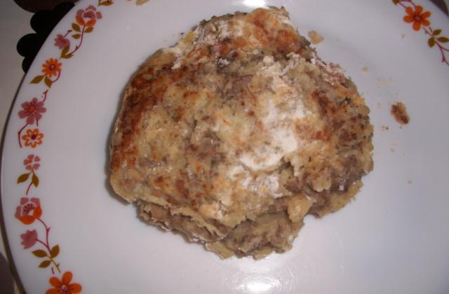 Palets de pommes de terre, galettes - Photo par lydie4