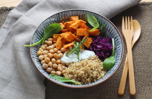 Ces 5 mets végétariens qui recèlent autant de protéines que la viande ou le poisson - Photo par 750g
