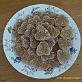 Pates de fruits aux poires William - Photo par Douce Cuisine