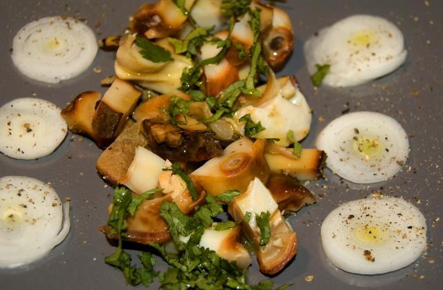 Buccins en salade - Photo par malikele