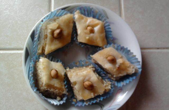 Baqlawa (recette orientale) - Photo par Falbala