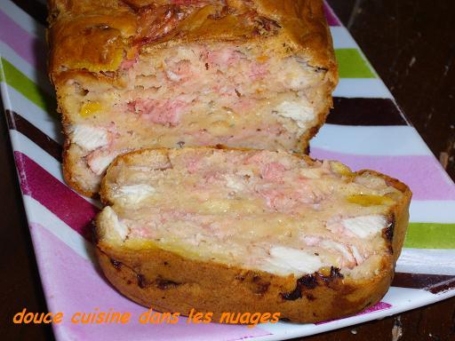 Cake aux saveurs indiennes - Photo par brigitXg