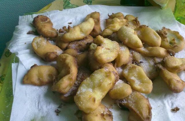 Beignet aux pommes - Photo par joanya