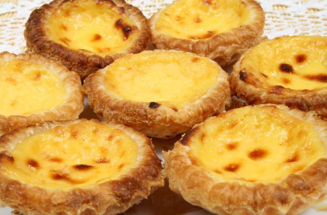 Pasteis de nata traditionnelles - Photo par kellylP