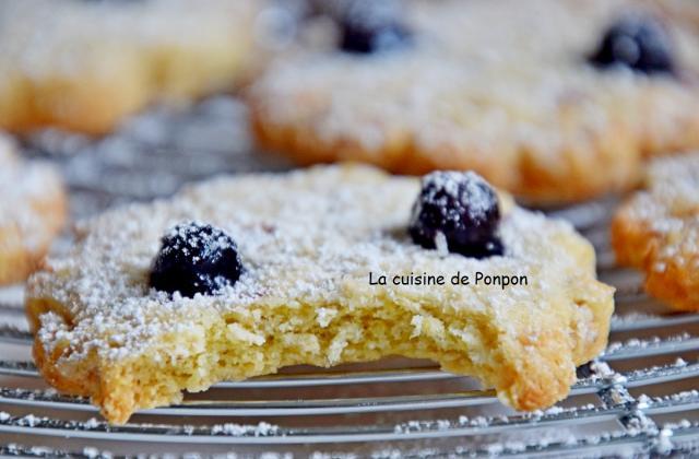 Cookies aux flocons d'avoine - Photo par Ponpon